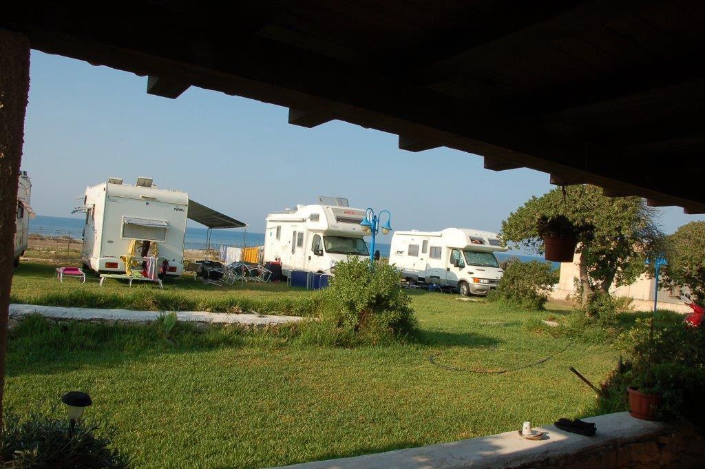 Area Attrezzata Camper Salvamar di Pozzallo (RG)