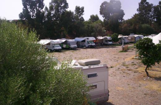 Area Attrezzata Park Jonio di Roccalumera (ME)