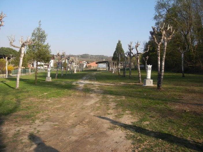 Area Camper Acqua di Lago di Viverone (BI)