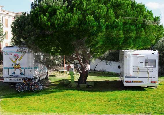 Area Attrezzata Camper Il Sole La Maddalena (OT)