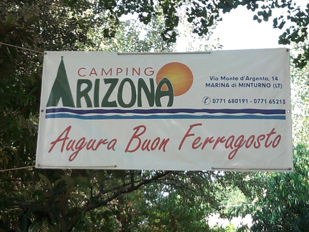 Camping Arizona di Minturno (LT)