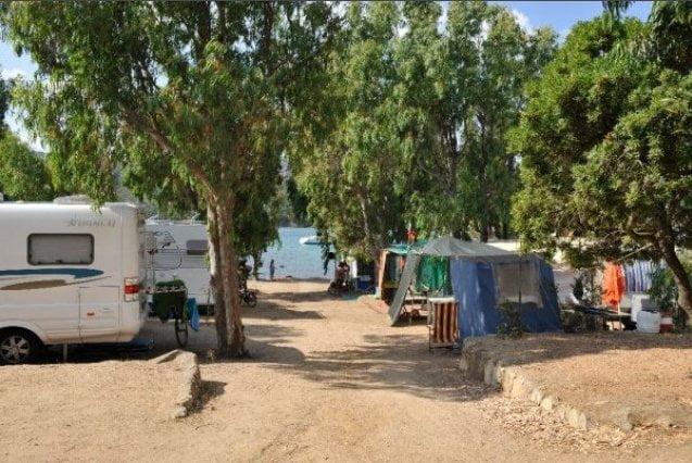 Camping Capo d'Orso di Palau