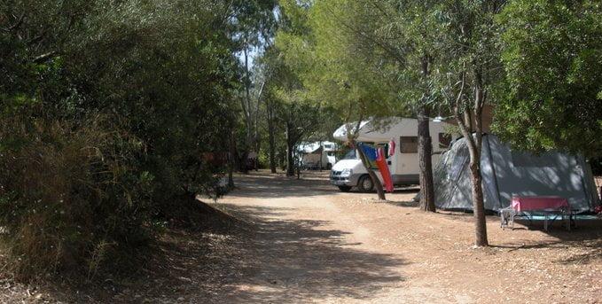 Camping Cugnana Porto Rotondo di Olbia (OT)
