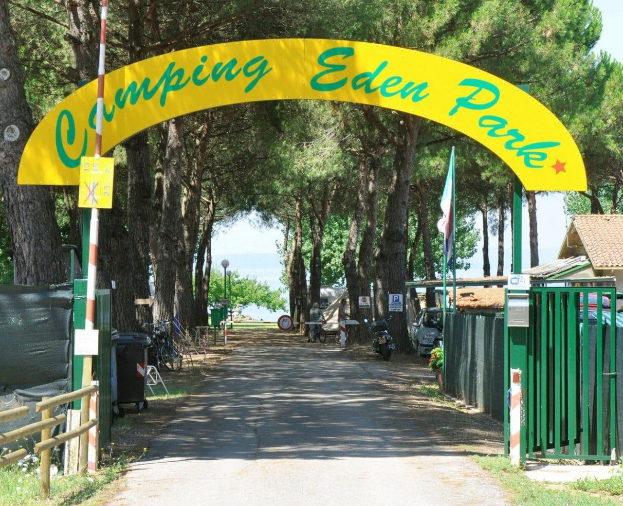 Camping Eden Park di Magione (PG)