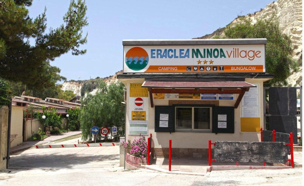 Camping Eraclea Minoa Village di Agrigento (AG)
