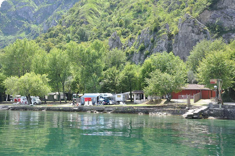 Camping La Fornace di Oliveto Lario (LC)