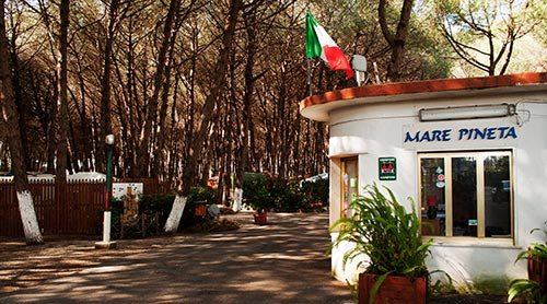 Camping Mare Pineta di Capaccio (SA)