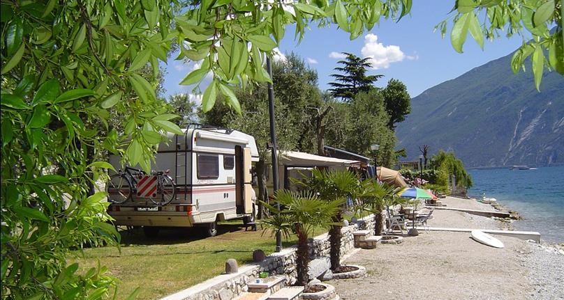 Camping Nanzel di Limone Sul Garda (BS)