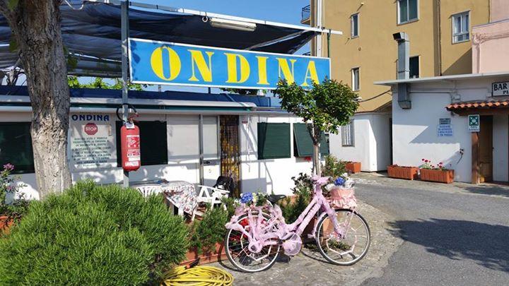 Camping Ondina di Cervo (IM)