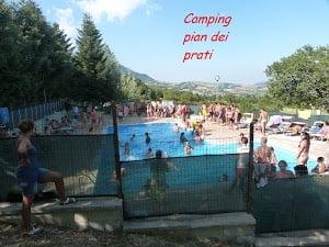 Camping Pian Dei Prati di Frontino (PU)