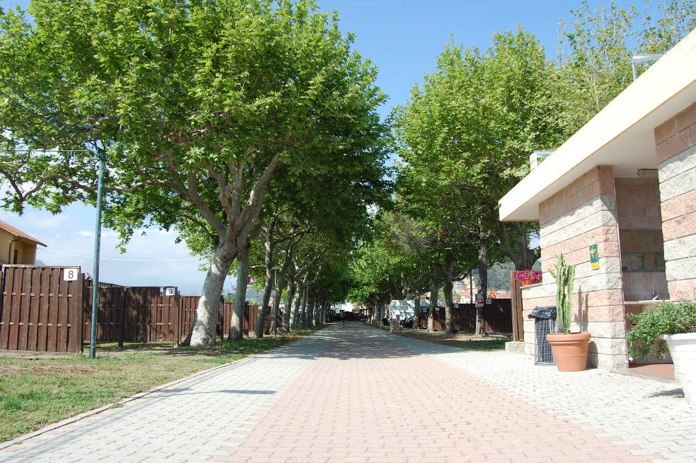 Camping Vallecrosia (IM)