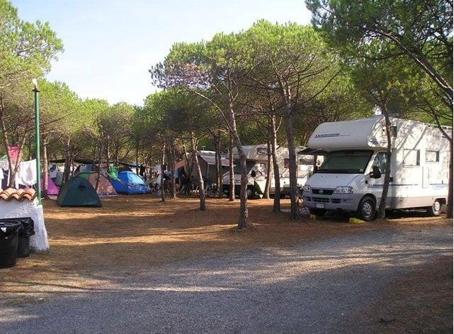 Camping village pedra e cupa di budoni ot giro per for Camping budoni