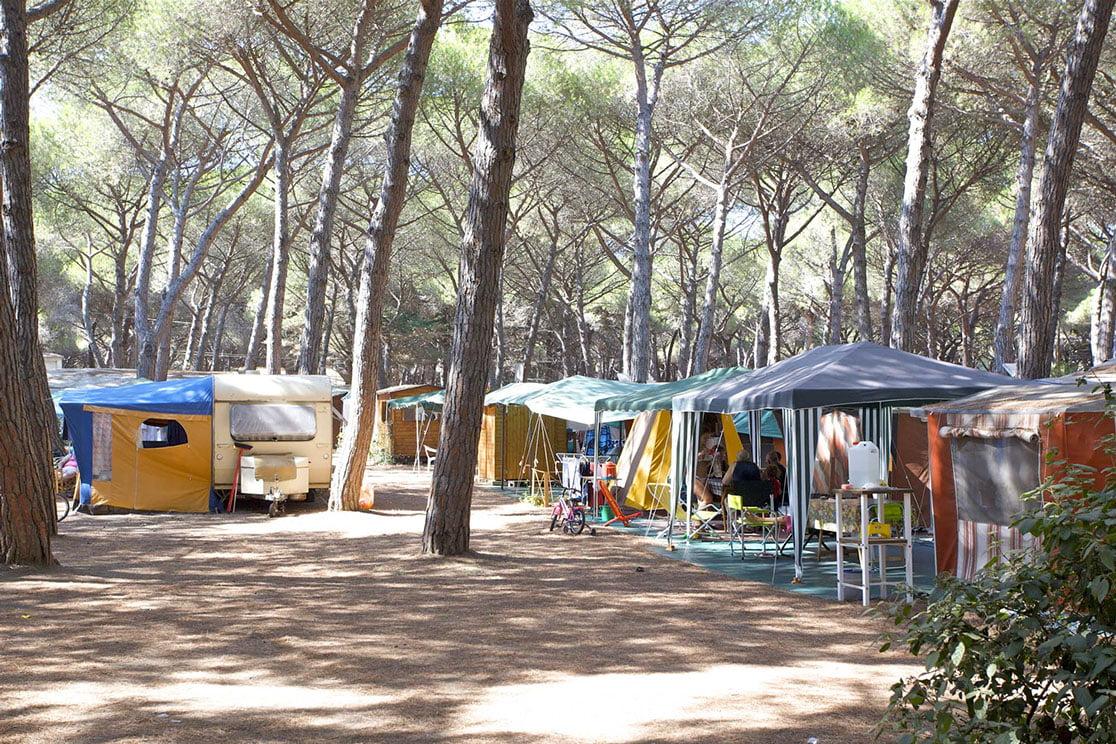 Camping Village Riviera degli Etruschi di Tarquinia (VT)