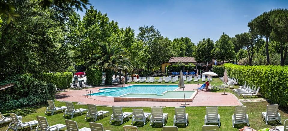 I Pini Family Park di Fiano Romano (RM)