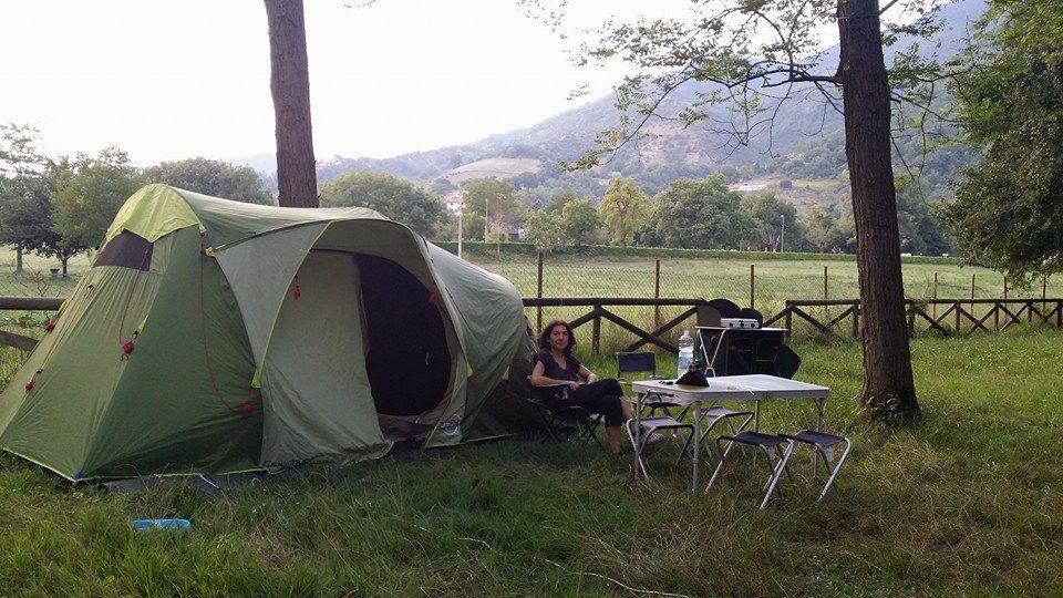 Tipi di tenda da campeggio