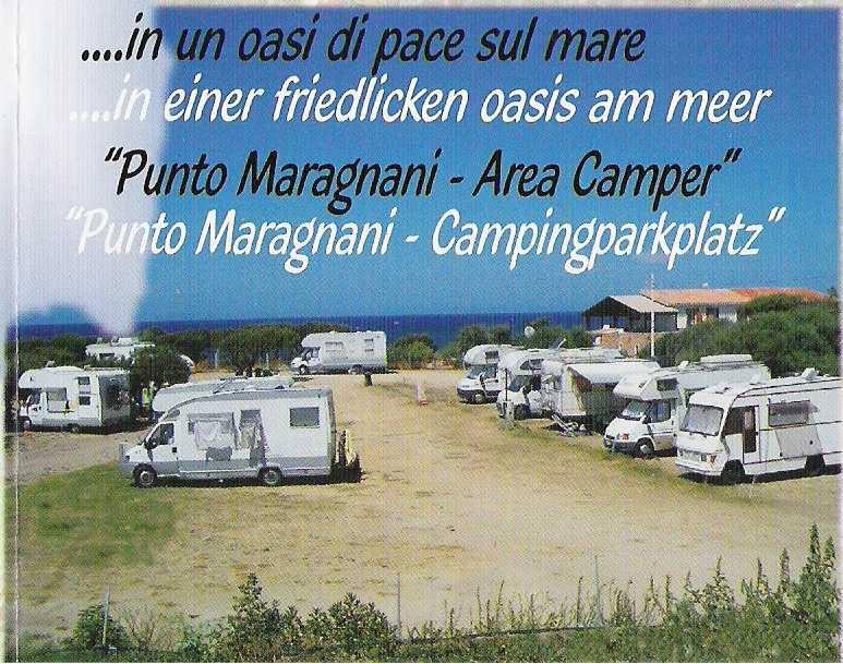 Punto Camper Maragnani di Valledoria (SS)