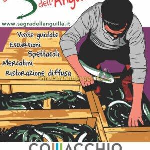 Sagra dell'anguilla a Comacchio (FE)