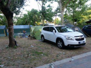 TAHITI CAMPING E THERMAE BUNGALOW PARK - La nostra Piazzola