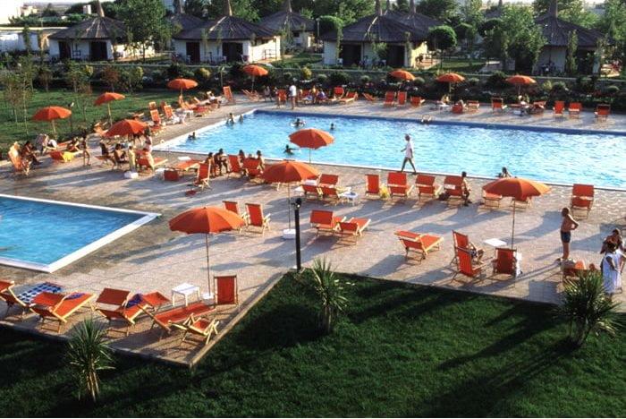 Villaggio Hotel African Beach di Manfredonia (FG)