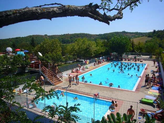 Villaggio Camping Quattro Stagioni di Sarnano (MC)