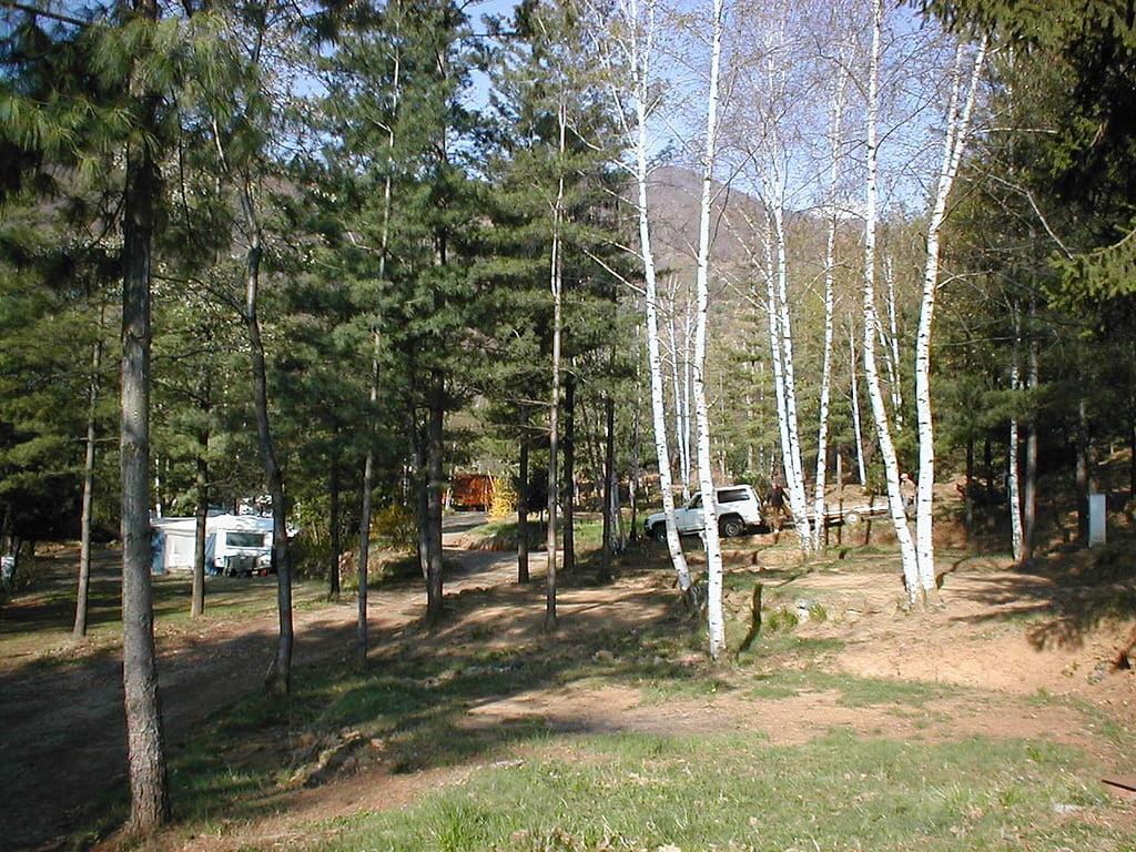 Villaggio Naturista Le Betulle di La Cassa (TO)