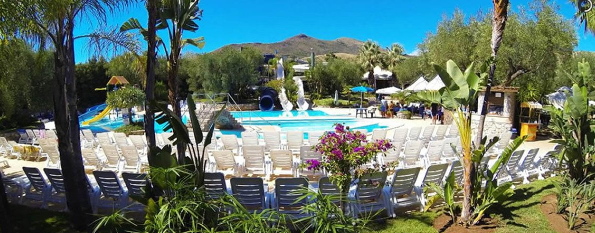 Villaggio Resort Blue Marine di Camerota (SA)